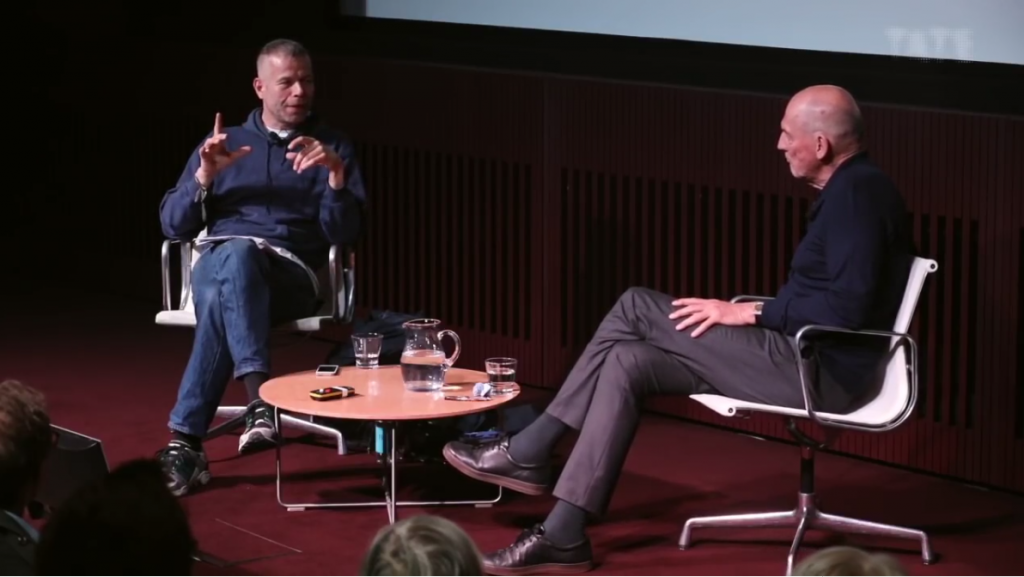Rem Koolhaas and Wolfgang Tillmans discuss everything from toilets to future of Europe