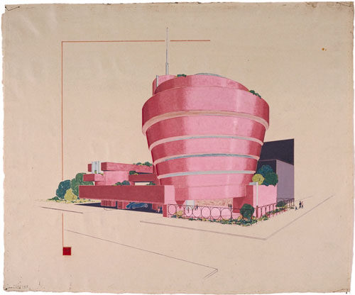 Pink Guggenheim, Freespace, Airbnb killer and other news
